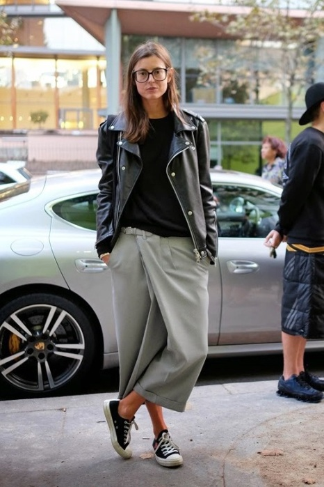 enhance any outfit with your sneakers